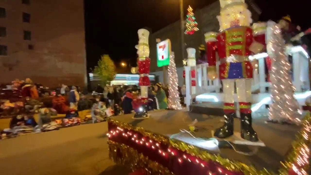 2019 Wheeling Christmas Parade